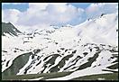 Umbrail Pass Nord-Rampe