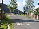 Grenze Tchechien - Slowakei bei Bila