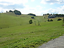 Fackovske sedlo Pass 802 m - Slowakei