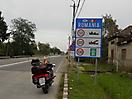 Grenze Ungarn - Rumänien