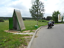 Parkplatz-WC in Litauen
