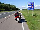 Grenze Litauen - Estland